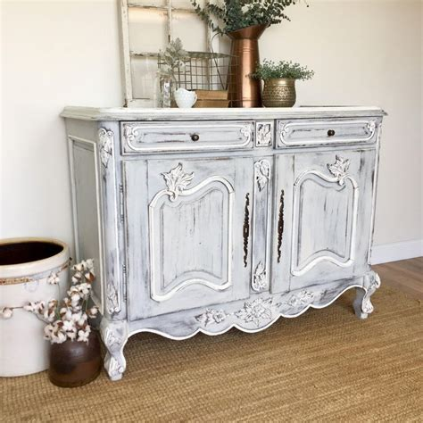 antique buffet cabinet furniture best 25 antique white furniture ideas on