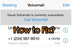 iphone voicemail not working fix iphone voicemail not working or won t play on ios 11 11 1