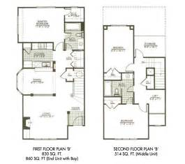 3 floor house plans eastover ridge apartments three bedroom townhome