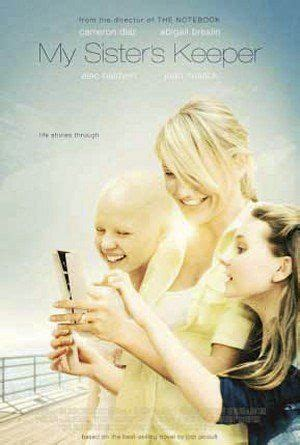 my sisters keeper 1444754343 day 14 book desecrated by movie speaking of jodi picoult my sister s keeper is one of her