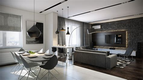 modern interiors for homes three striking modern home designs other interiors al