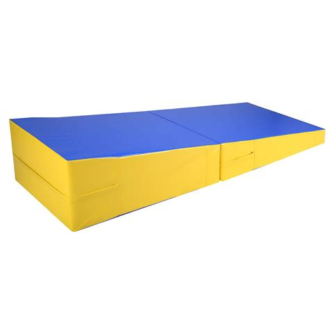 Slope Incline by Folding Incline Wedge R Slope Gymnastics Exercise