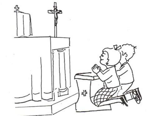 imagenes de ninos rezando para colorear departamento de religi 243 n