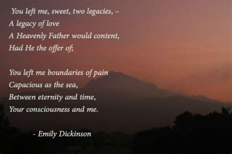 themes of indian english poems poet seers 187 emily dickinson poems on love