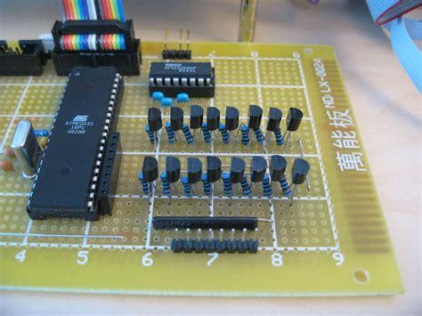 transistor gamepad led cube 8x8x8 39