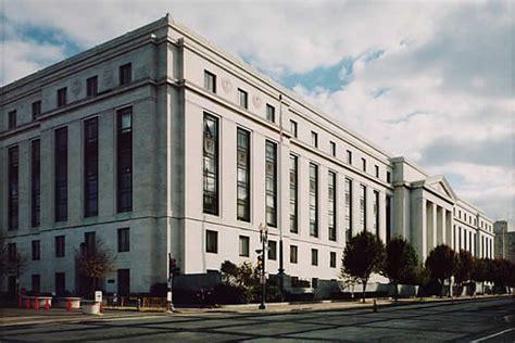Senate Office Building by Dirksen Senate Office Building