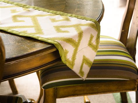 Outdoor Table Runner How To Make An Outdoor Table Runner Sailrite