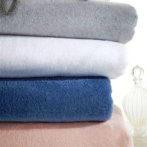Rideaux Pour Cing Car by Couverture Ultra Douce En Pur Coton Naturel King Of Cotton
