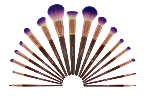 set with brush fairytale collection makeup brushes set gwa