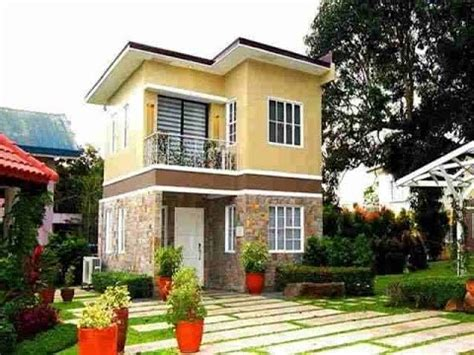 home design for small homes house to own rent to own houses in cavite dasma philippines