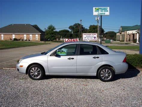 2005 ford focus battery purchase used 2005 ford focus zx4 sedan condition a
