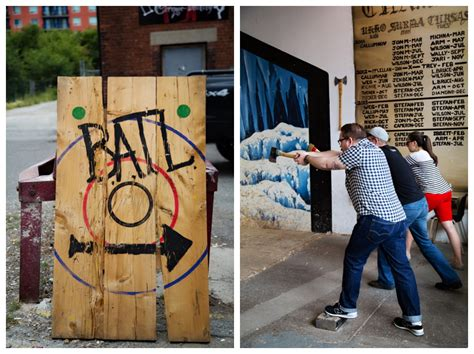 backyard axe throwing toronto batl toronto