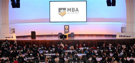 Mba For Veterans by Mba Veterans Brand Identity Strategy Hyperquake