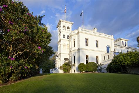 Gov House History Of Fernberg Government House Queensland