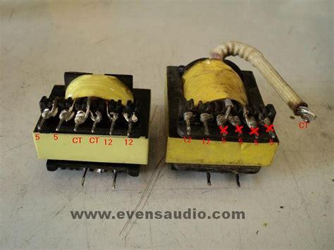 Regulator Power Suply Tv 14 21 สร าง dc dc converter 12v to 30v จากสว ตช งคอมเก า evens audio development