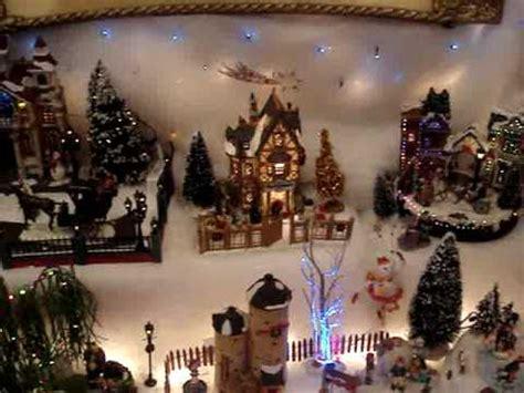 imagenes adorns navidad en miniatura navidad ciudad blanca