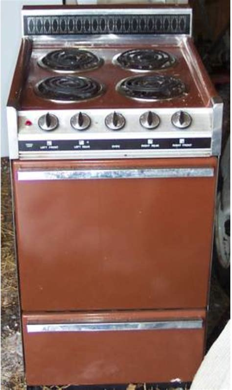 Apartment Size Electric Stove Apartment Size Electric Stove 60 Hamlin