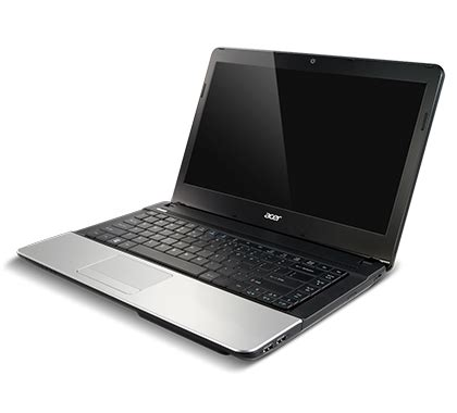 Laptop Acer Aspire E 1432 acer aspire e1 472g notebookcheck externe tests