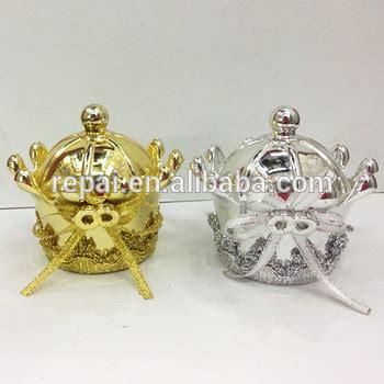 Souvenir Pulpen Warna Perak Emas Kemasan Box Ss1052 mendukung partai kotak plastik plastik emas mahkota hadiah