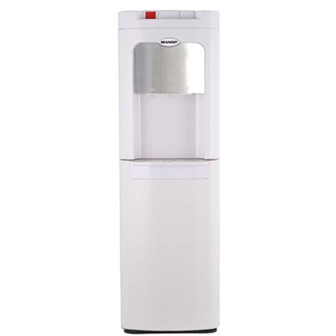 Water Dispenser Sharp Ez Fill Swd 70 Eh Sl dispenser sharp swd 72eh wh galon bawah didik elektronik