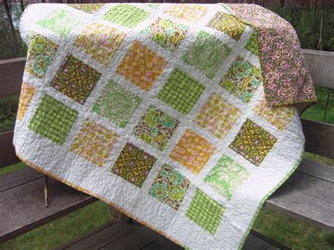 Basic Quilt Designs by Quilt Pattern Simple And Easy Window Panes