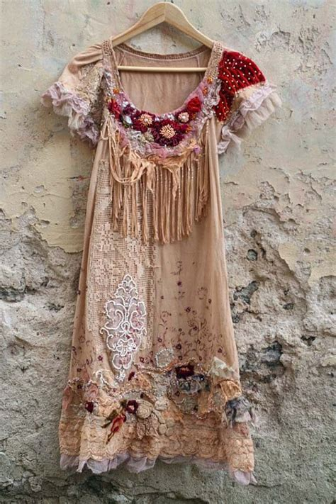 lace and shabby chic dress to wear pinterest