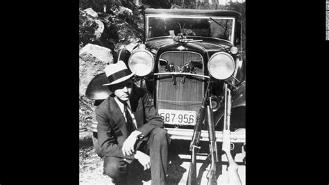 Bonnie And Clyde Criminal Record Photos Bonnie And Clyde Cnn