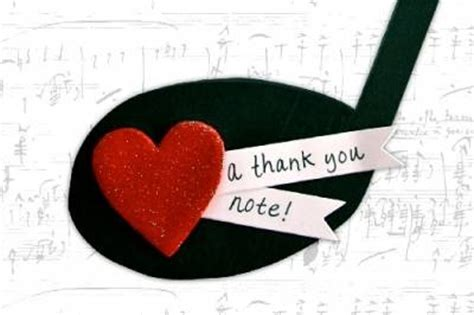 thank you letter to orchestra 16 best images about gift on