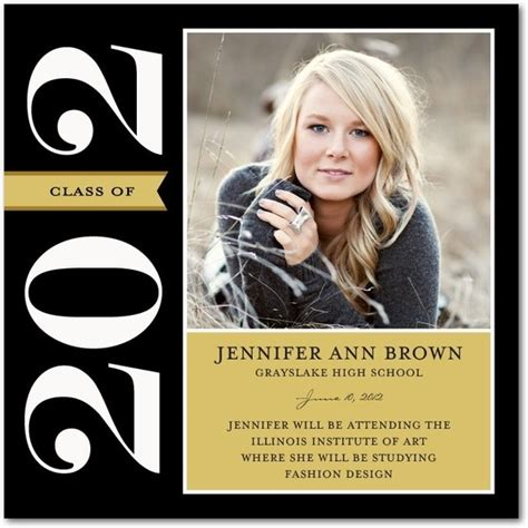 commencement announcements formal tag graduation announcements in black moments