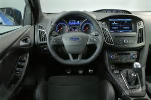 Ford Focus Rs Interior by 2016 Ford Focus Rs Engine On Sale Date And New