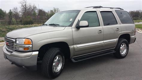 2001 gmc yukon slt sold 2001 gmc yukon slt 81 000 1 owner 4x2 leather