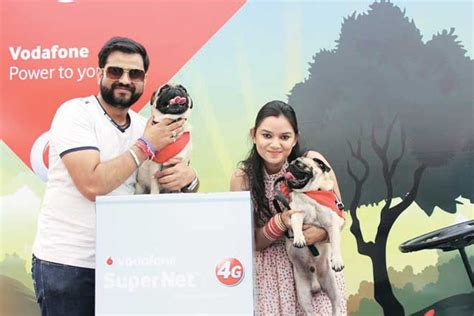 vodafone pug ad 4g war vodafone pug vs airtel the financial express