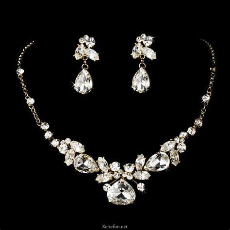 hochzeitsschmuck silber precious bridal jewelry set xcitefun net