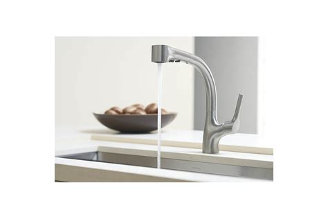Kohler Elate Kitchen Faucet | faucet com k 13963 cp in polished chrome by kohler