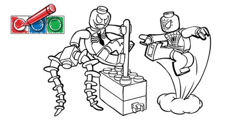 lego com juniors downloads coloring pages spiderman 1