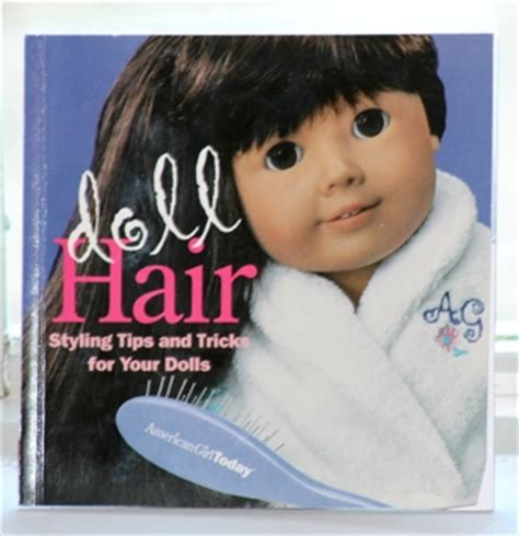 American Hairstyle Books by Free American Doll Book About Doll Hairstyles
