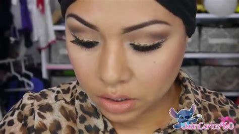 youtube tutorial de maquillaje tutorial de maquillaje maquillaje neutro con delineado