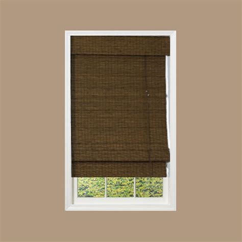 window coverings home depot bamboo shades shades blinds window