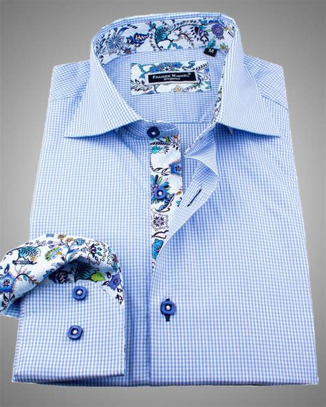 shirt pattern inside collar 17 best images about french cuffs on pinterest mens