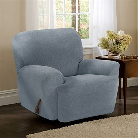 blue recliner slipcover top best 5 recliner slipcover blue for sale 2016 product