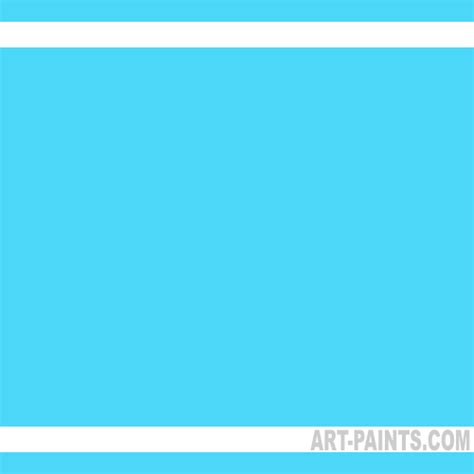 sky blue color acrylic paints x 14 sky blue paint sky