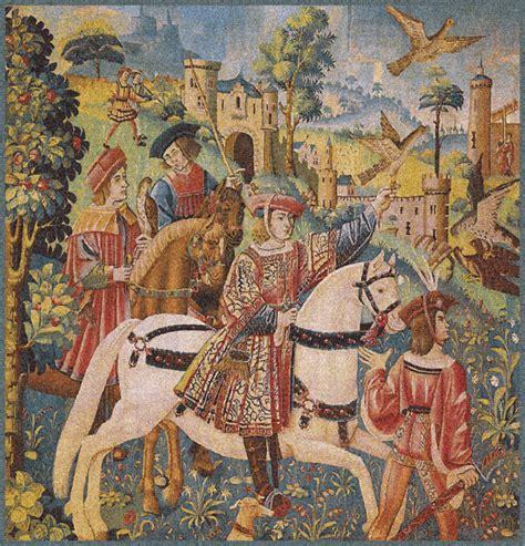 Tapisserie Medievale by M 233 Di 233 Vales Et Bayeux Tapisserie Lavalliere Le