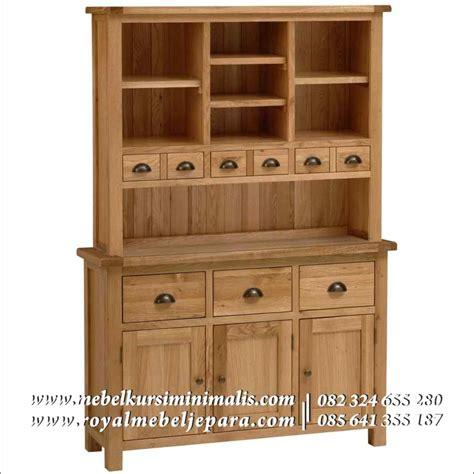 Lemari Dapur Kayu Jati jual lemari dapur lemari kayu perlengkapan dapur kayu