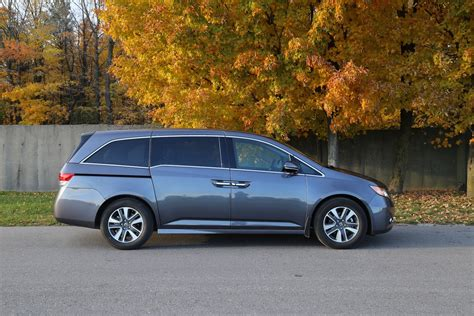 2015 Honda Odyssey Review by Review 2015 Honda Odyssey Touring Canadian Auto Review