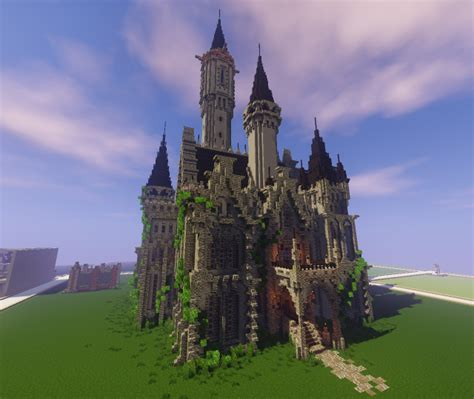 Best Home Design Blogs 2016 by Gothic Castle Minecraft Project