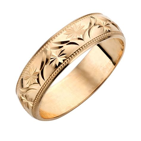 pattern for gold rings gold wedding rings patterns images