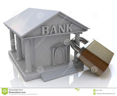 bank related bank and the lock stock images image 35774484