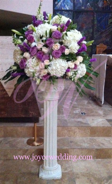 fresh arrangement for weddings wedding