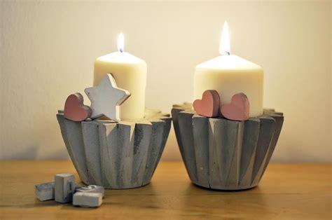 Laterne Mit Kerze 273 by Kerzen Beton Beton Deko Zement Und Beton Diy