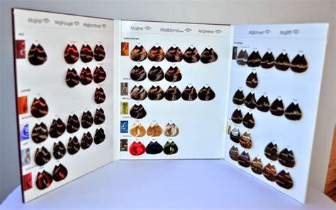 majirel color chart majirel celebrates years of haircolor success with the